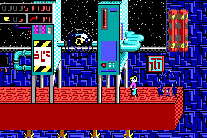 Commander Keen 5: The Armageddon Machine 7