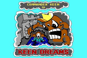Commander Keen: Keen Dreams 0