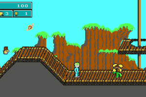Commander Keen: Keen Dreams 4
