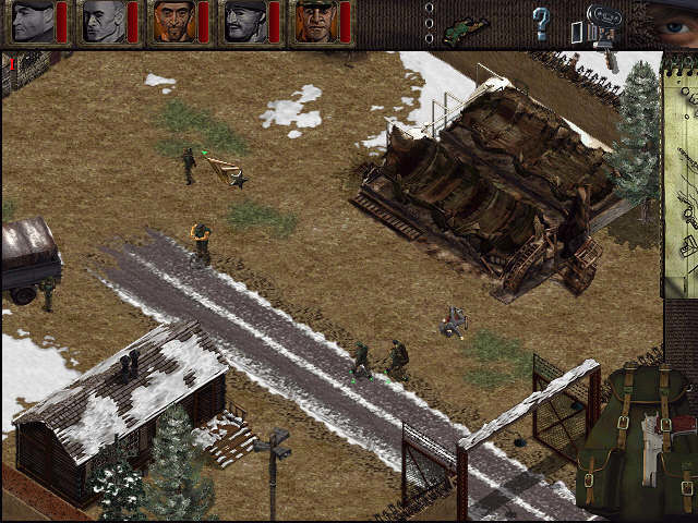 Commandos: Behind Enemy Lines (Windows) - My Abandonware