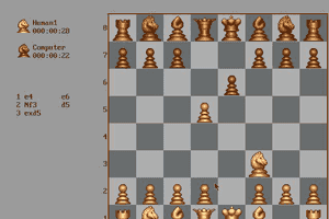 Complete Chess System 0