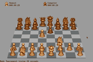 Complete Chess System abandonware