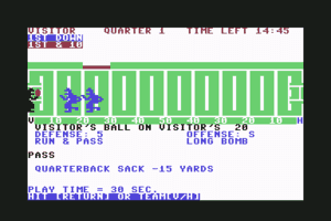 Computer Football Strategy 4