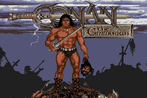 Conan: The Cimmerian 1
