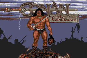 Conan: The Cimmerian 0