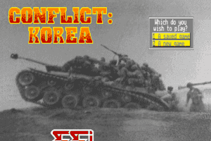 Conflict: Korea - The First Year 1950-51 0