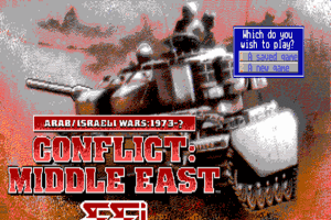 Conflict: Middle East 0