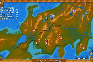 Conquest of Japan 3