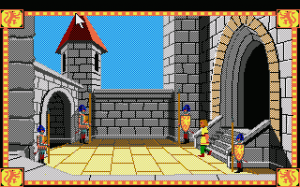 Conquests of Camelot: The Search for the Grail abandonware