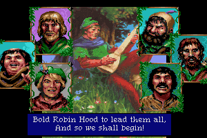 Conquests of the Longbow: The Legend of Robin Hood 4