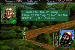 Conquests of the Longbow: The Legend of Robin Hood 9