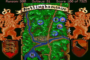Conquests of the Longbow: The Legend of Robin Hood abandonware