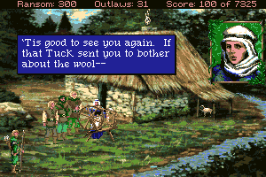 Conquests of the Longbow: The Legend of Robin Hood 11
