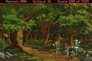 Conquests of the Longbow: The Legend of Robin Hood 12
