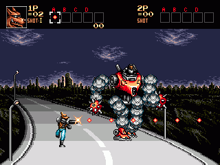 Contra Hard Corps 6