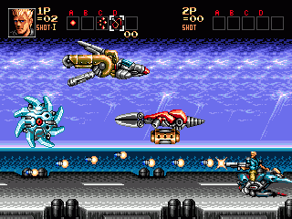 Contra Hard Corps 7