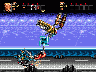 Contra Hard Corps 8
