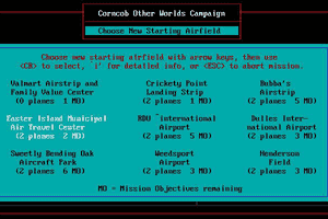 Corncob 3-D: The Other Worlds Campaign abandonware