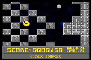 Cosmic Bouncer abandonware