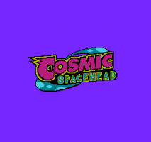 Cosmic Spacehead 1