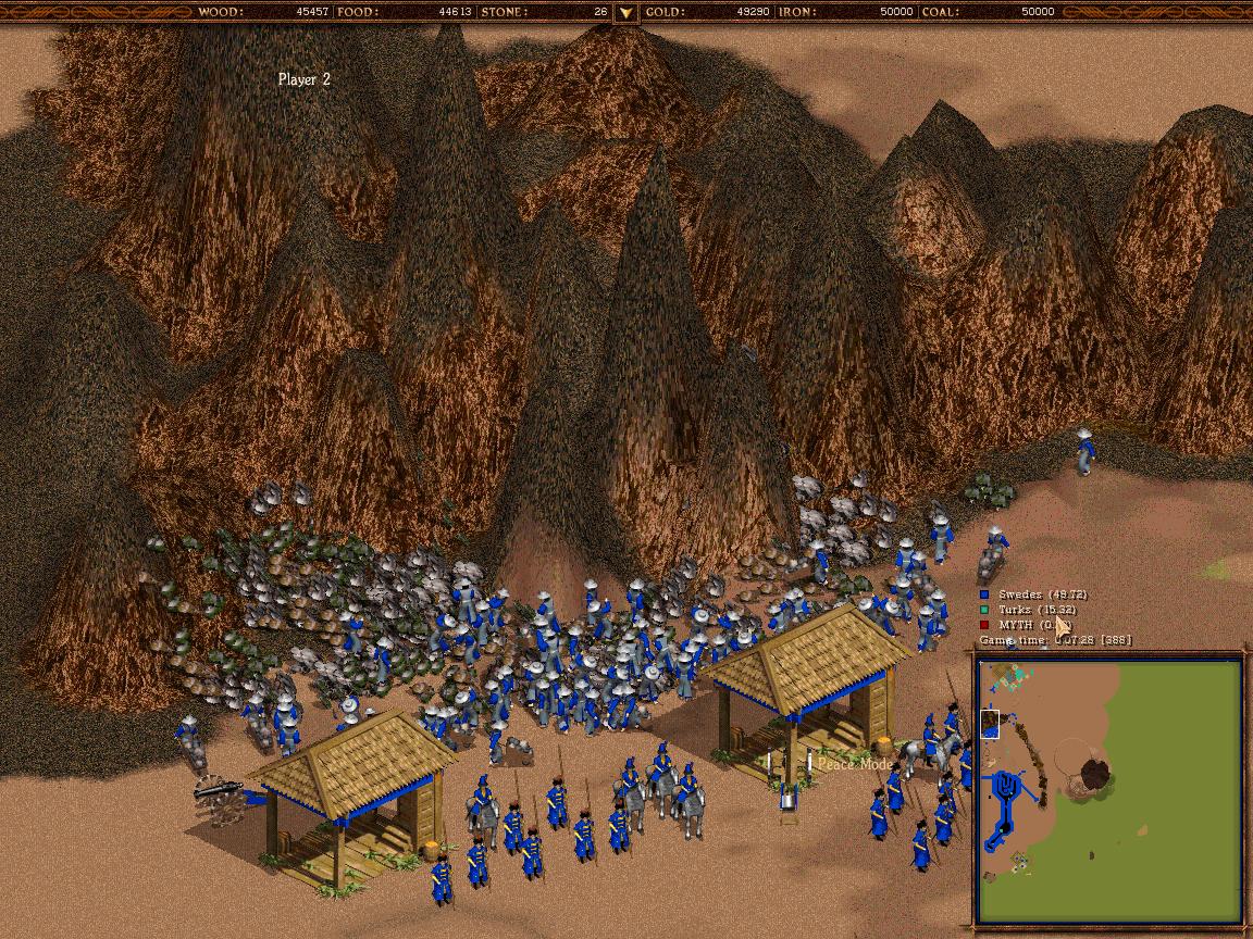Cossacks: Back to War (Windows) - My Abandonware