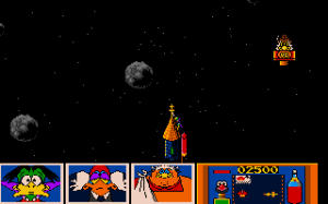 Count Duckula 2 Featuring Tremendous Terence abandonware