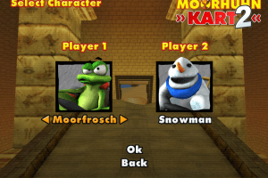 Crazy Chicken: Kart 2 abandonware