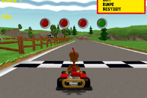 Crazy Chicken: Kart Extra 0