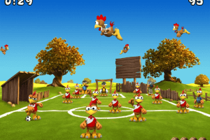Crazy Chicken: Soccer 10