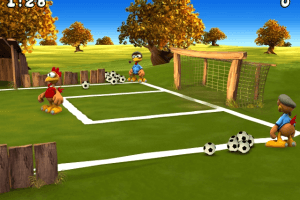 Crazy Chicken: Soccer 12