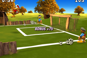 Crazy Chicken: Soccer 14