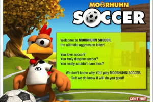 Crazy Chicken: Soccer 16