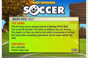 Crazy Chicken: Soccer 18
