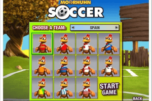 Crazy Chicken: Soccer 2