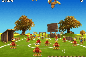 Crazy Chicken: Soccer 3