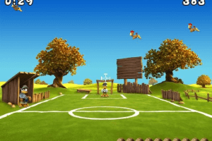 Crazy Chicken: Soccer 4