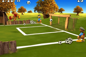 Crazy Chicken: Soccer 5