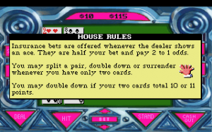 Crazy Nick's Software Picks: Leisure Suit Larry's Casino abandonware