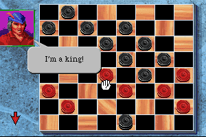Crazy Nick's Software Picks: King Graham's Board Game Challenge abandonware