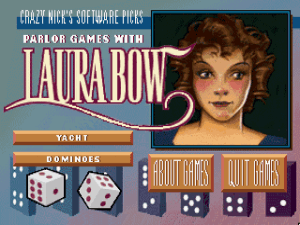 Crazy Nick's Software Picks: Parlor Games with Laura Bow 0