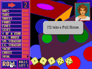 Crazy Nick's Software Picks: Parlor Games with Laura Bow abandonware