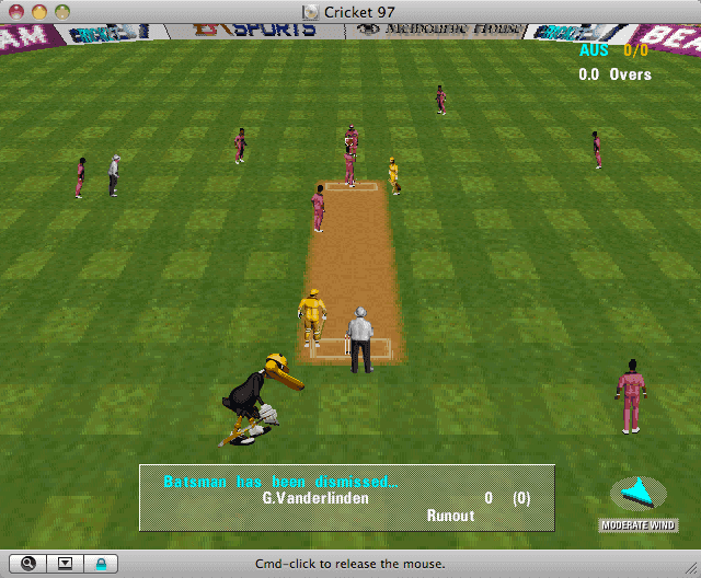 Ea sports cricket 97 free download.