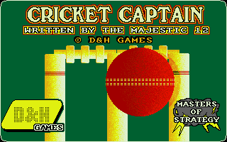 Cricket Captain 0
