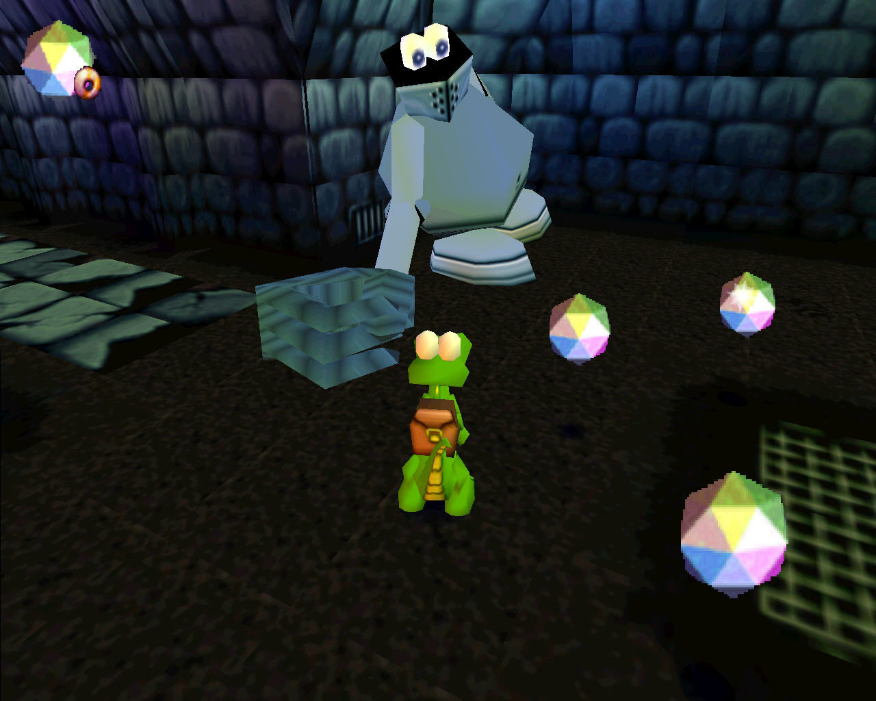 Download Croc: Legend of the Gobbos (Windows) - My Abandonware