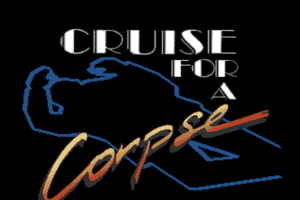 Cruise for a Corpse 5