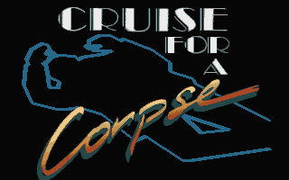 Cruise for a Corpse 3