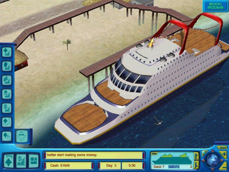 cruise ship tycoon Search Results