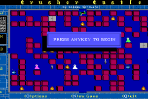 Crusher Castle II abandonware