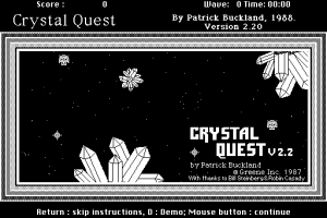 Crystal Quest 0