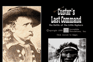 Custer's Last Command abandonware
